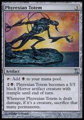 Phyrexian Totem - Foil