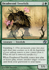 Deadwood Treefolk - Foil on Channel Fireball