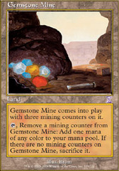 Gemstone Mine - Foil on Channel Fireball