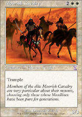 Moorish Cavalry - Foil