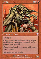 Orgg - Foil