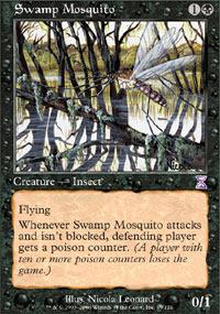 Swamp Mosquito - Foil