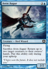 Aven Augur - Foil on Channel Fireball