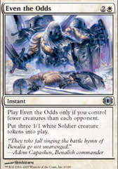 Even the Odds - Foil