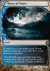 River of Tears - Foil on Channel Fireball