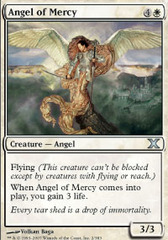 Angel of Mercy - Foil on Ideal808