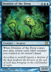 Denizen of the Deep - Foil