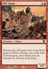Hill Giant - Foil