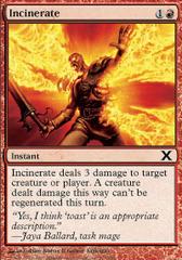 Incinerate - Foil