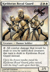 Kjeldoran Royal Guard - Foil