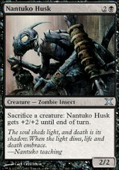 Nantuko Husk - Foil on Channel Fireball
