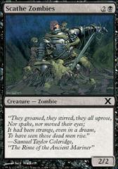 Scathe Zombies - Foil