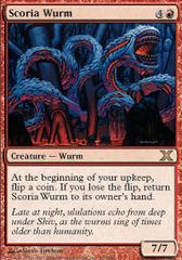 Scoria Wurm - Foil