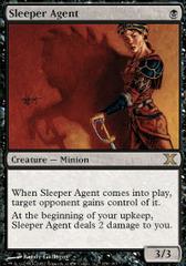 Sleeper Agent - Foil