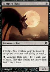 Vampire Bats - Foil