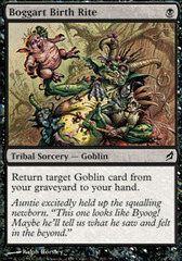 Boggart Birth Rite - Foil
