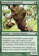 Dauntless Dourbark - Foil