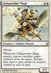 Galepowder Mage - Foil