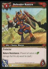 Defender Kaniya