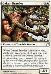 Oaken Brawler - Foil