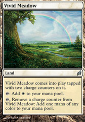Vivid Meadow - Foil on Ideal808