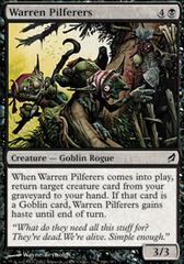 Warren Pilferers - Foil