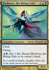 Wydwen, the Biting Gale - Foil