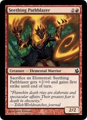 Seething Pathblazer - Foil