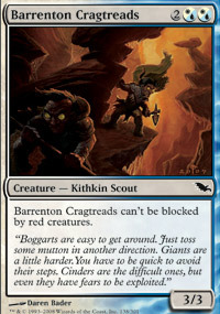 Barrenton Cragtreads - Foil