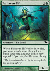 Farhaven Elf - Foil