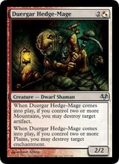 Duergar Hedge-Mage - Foil