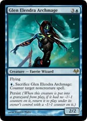 Glen Elendra Archmage - Foil on Channel Fireball