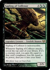 Sapling of Colfenor - Foil