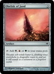 Obelisk of Jund - Foil on Ideal808