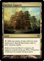 Ancient Ziggurat - Foil on Channel Fireball
