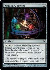 Armillary Sphere - Foil