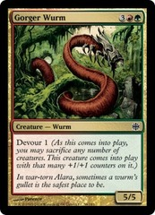 Gorger Wurm - Foil