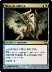 Mask of Riddles - Foil