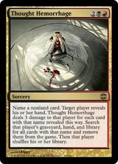 Thought Hemorrhage - Foil