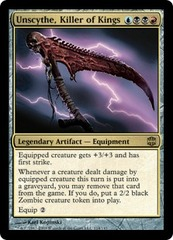 Unscythe, Killer of Kings - Foil