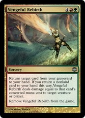 Vengeful Rebirth - Foil