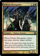 Vithian Renegades - Foil on Ideal808