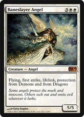 Baneslayer Angel - Foil on Ideal808
