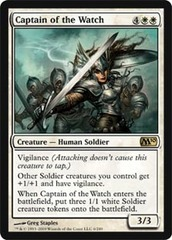Captain of the Watch - Foil on Channel Fireball