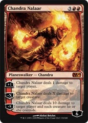 Chandra Nalaar - Foil on Ideal808