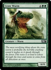 Craw Wurm - Foil on Ideal808