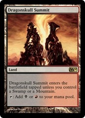 Dragonskull Summit - Foil on Channel Fireball