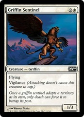 Griffin Sentinel - Foil on Ideal808