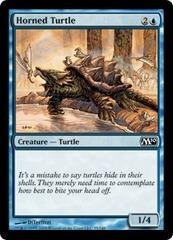 Horned Turtle - Foil