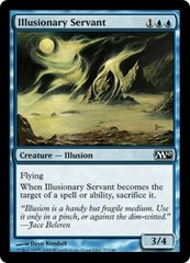 Illusionary Servant - Foil on Ideal808